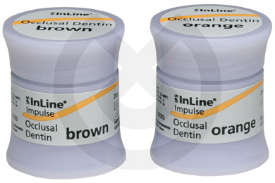 Product - IPS-INLINE IMPULSE A-D DENTINA OCLUSAL REPOSICION