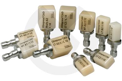 Product - IPS EMPRESS CAD CEREC/INLAB LT