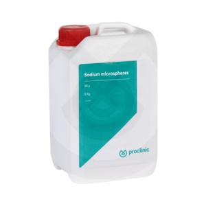 Product - PERLA DE VIDRIO 50 MICRAS, 4,5 KG PROC