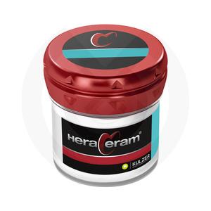 Product - HERACERAM OPAL TRANSPARENTE REPOSICION 20G.