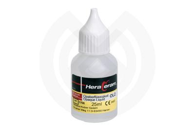Product - HERACERAM OPAQUE LIQUID OL 2 25ml.