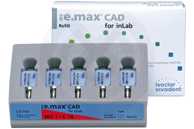 Product - IPS E. MAX CAD INLAB MO