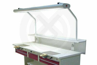 Product - LAMPARA PARA T-200 PARA 2 PUESTOS
