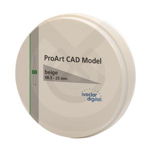 Product - DISCO PROART CAD model beige 25mm