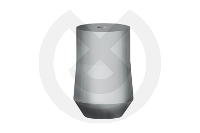 Product - PILAR 0º TITANIO ANCHO MDL