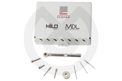 Product - CAJA QUIRURGICA SIN INSTRUMENTOS MDL