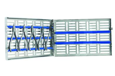 Product - CASSETTE PARA ESTERILIZACION IMDINORTH-8 AZUL