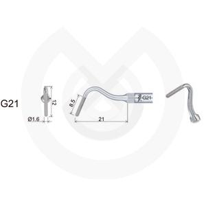 Product - INSERT WOODPECKER PROTESIS/ESTETICA COMPATIBLE EMS/MECRON. G21