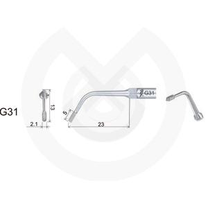Product - INSERT WOODPECKER PROTESIS/ESTETICA COMPATIBLE EMS/MECRON. G31