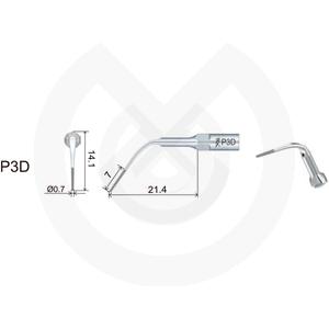Product - INSERT WOODPECKER PERIODONCIA COMPATIBLE EMS/MECRON. P3D (DPL3 EMS)
