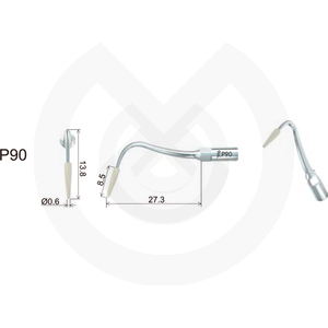 Product - INSERT WOODPECKER TRATAMIENTO IMPLANTES COMPATIBLE EMS/MECRON. P90